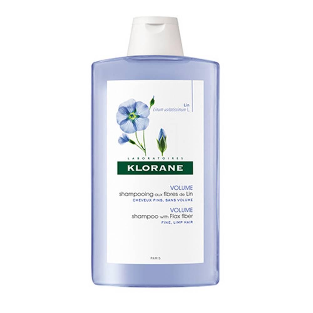 Klorane KLORANE Šampón s ľanovými vláknami 400 ml