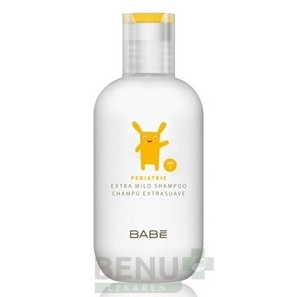 Babé BABÉ Detský šampón extra jemný 200 ml