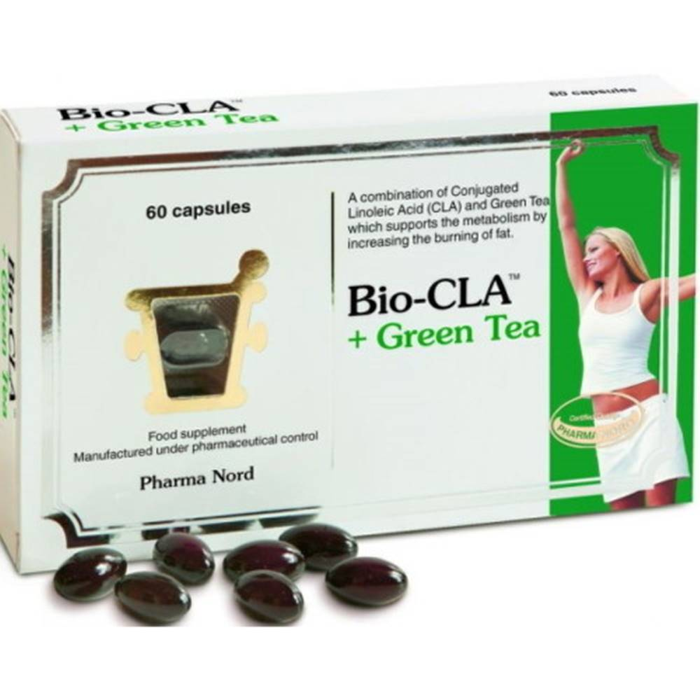 Pharma Nord Bio-C.L.A + T Green Tea Extract cps 90