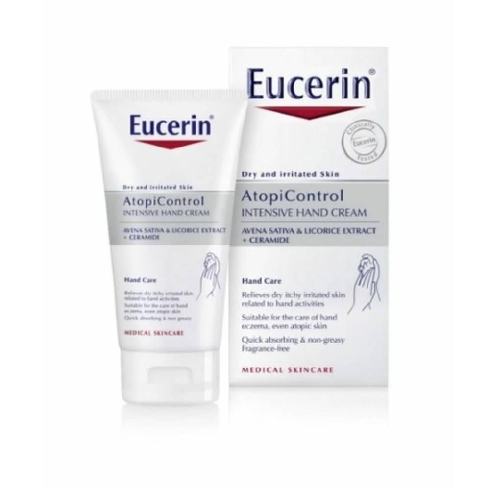 Eucerin EUCERIN AtopiControl krém na ruky 75 ml