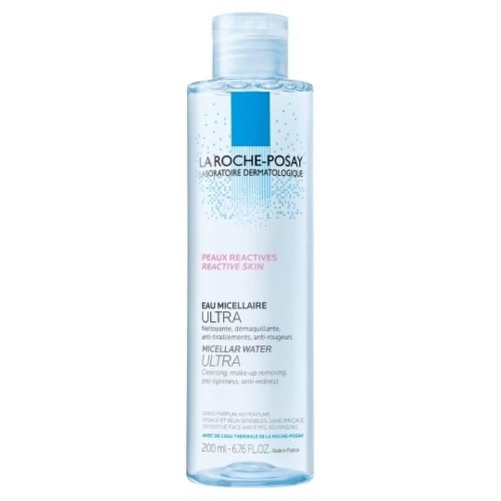 LA ROCHE-POSAY LA ROCHE-POSAY Ultra micelárna voda pre veľmi citlivú a reaktívnu pleť 200 ml