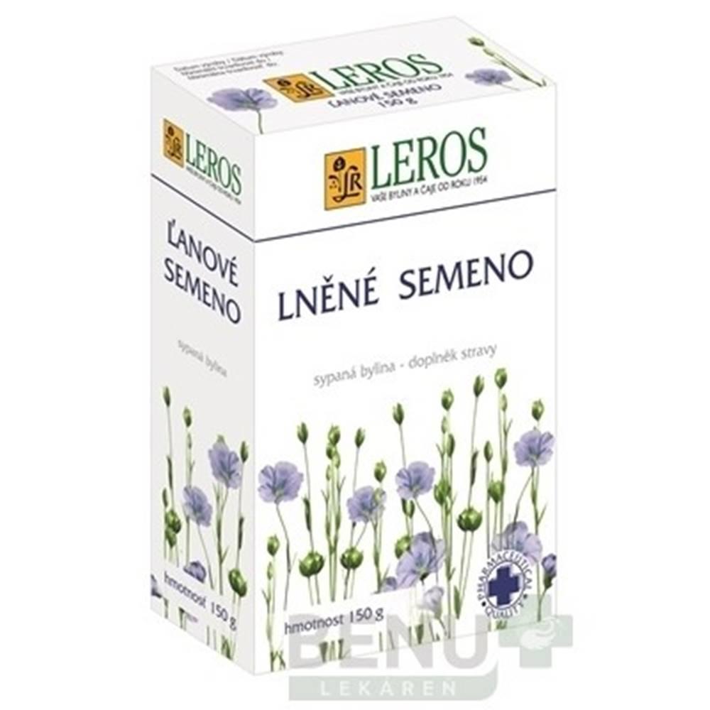 Leros LEROS ĽANOVE SEMENO 150g