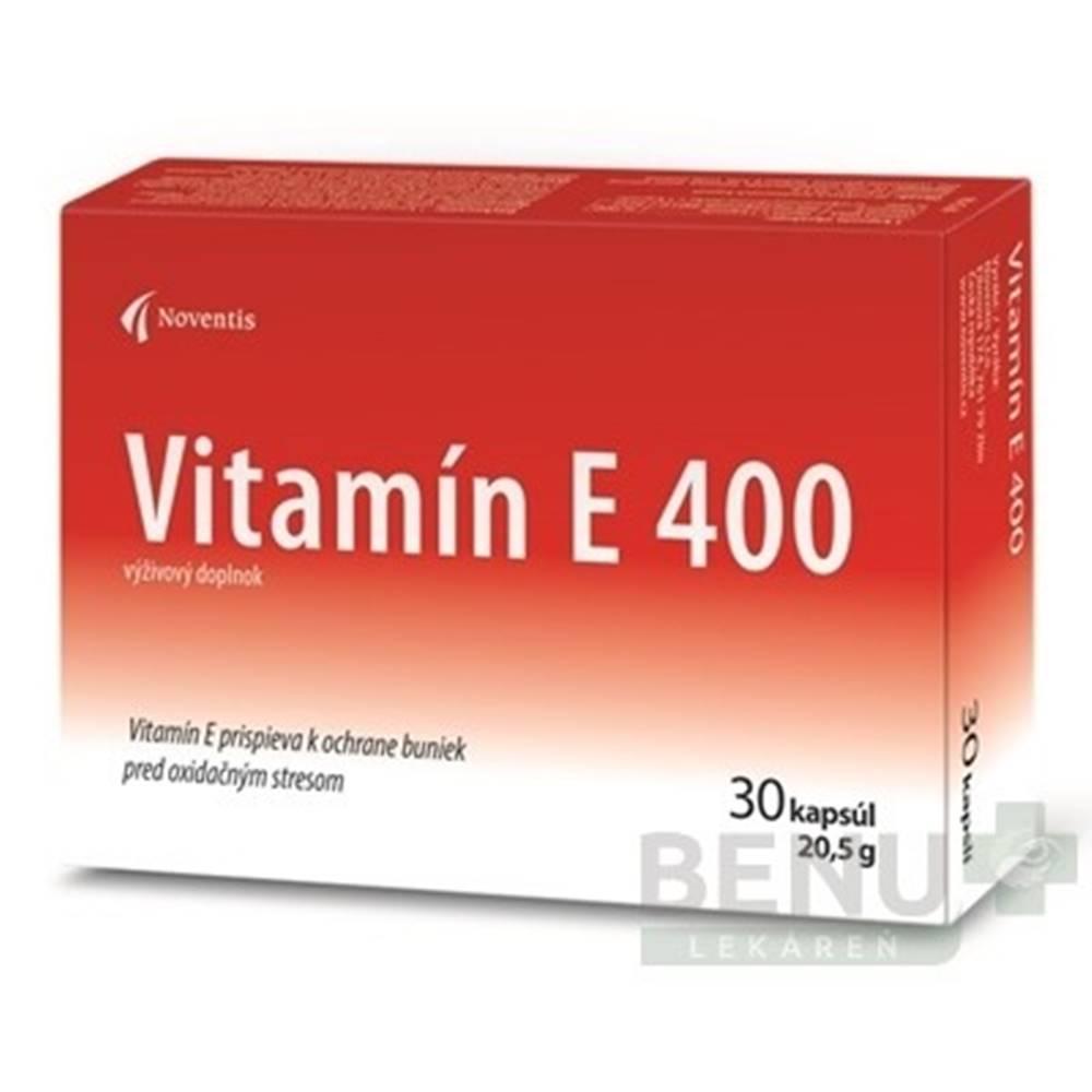NOVENTIS Noventis Vitamín E 400 cps 30