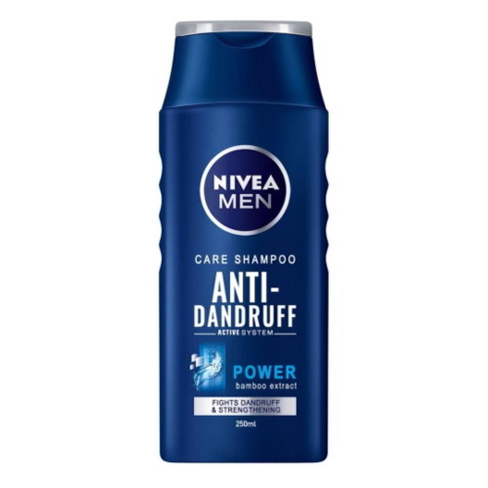 Nivea NIVEA Šampón proti lupinám pre mužov Power 250 ml