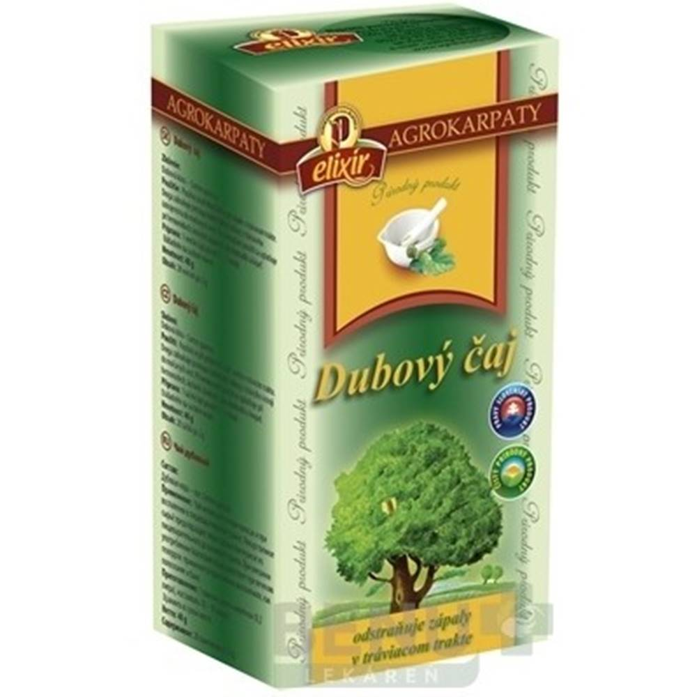 Agrokarpaty AGROKARPATY Dubový čaj 20 x 2g