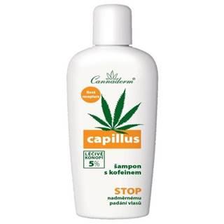 Cannaderm CAPILLUS - šampón s kofeínom NEW 150ml