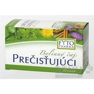 FYTO Bylinný čaj PREČISŤUJÚCI 20x1,5g