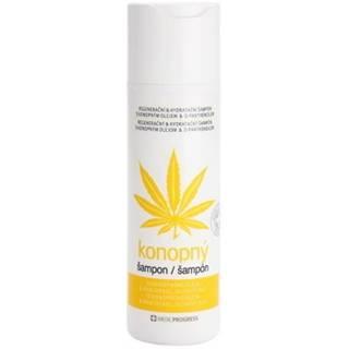 MEDICPROGRESS Konopný šampón 5% 200 ml