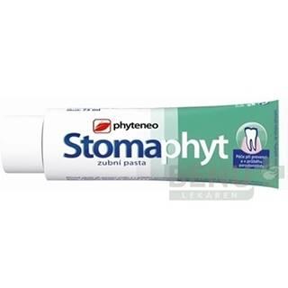 PHYTENEO Stomaphyt zubná pasta bez fluóru 75 ml