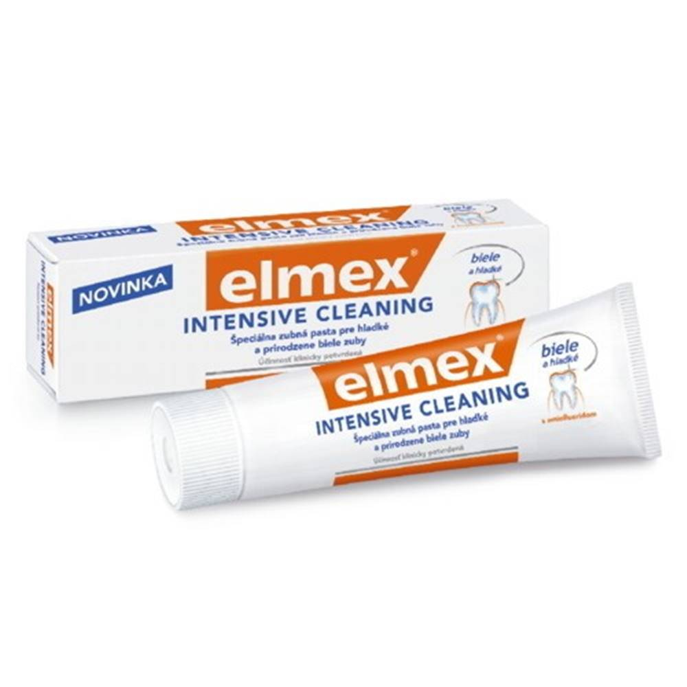 Elmex ELMEX INTENSIVE CLEANING ZUBNÁ PASTA 50ml