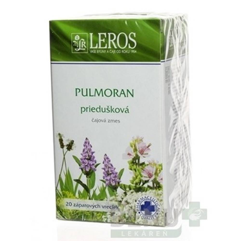 Leros LEROS Pulmoran 20 x 1,5 g
