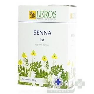 LEROS Senna list 40 g