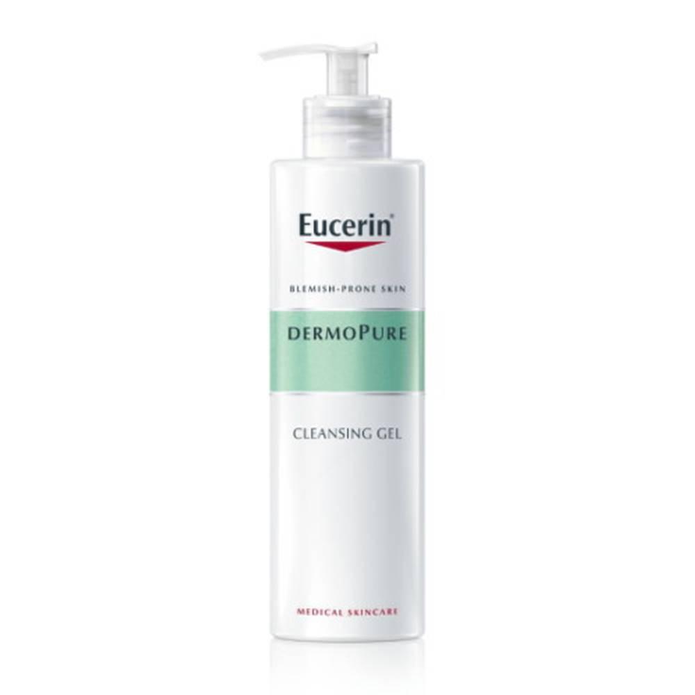 Eucerin EUCERIN Dermopure hĺbkovo čistiaci gél 400 ml