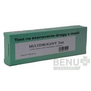 BIOGEMA Multidrogový test jednokrokový 1 kus