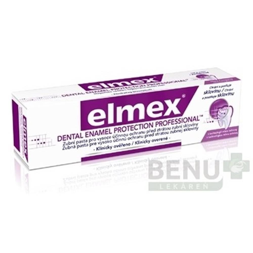 Elmex ELMEX Enamel protection zubná pasta 75 ml
