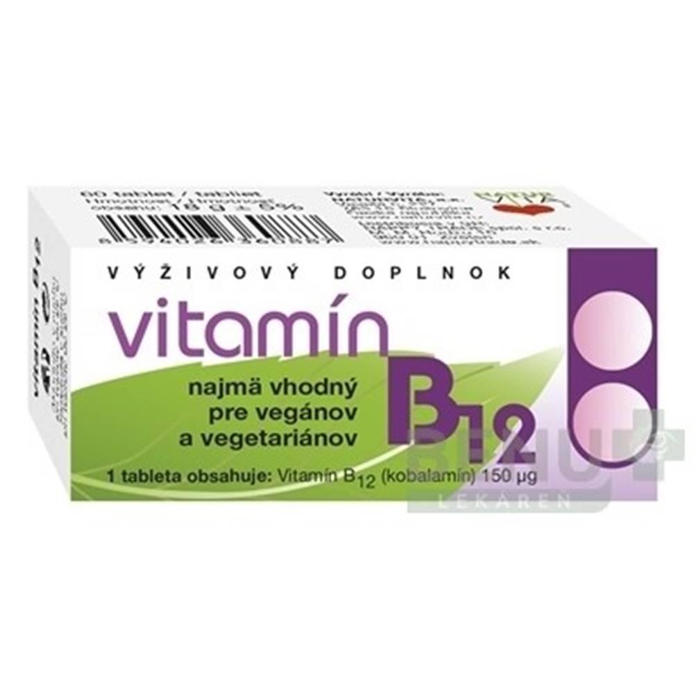 Naturvita NATURVITA Vitamín B12 60 tabliet