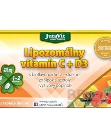 Vitamíny a minerály JUTAVIT