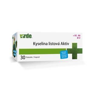 VIRDE Kyselina listová aktiv 30 tabliet