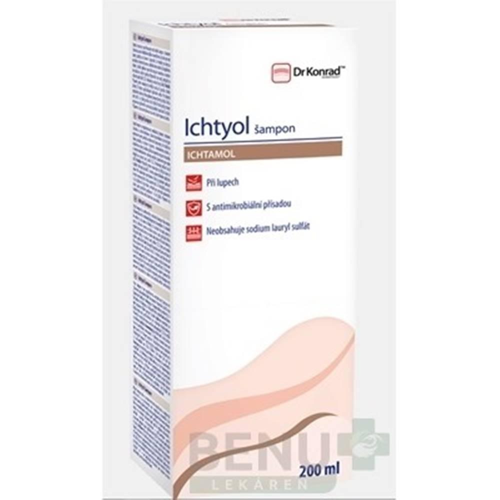 Dr Konrad DR. KONRAD Ichtyol šampón 200 ml
