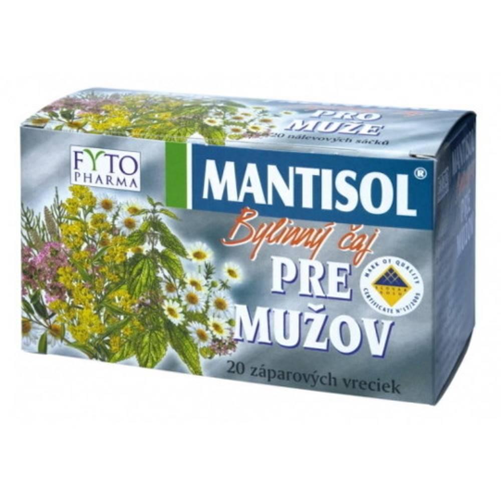 FYTO FYTO MANTISOL Bylinný čaj PRE MUŽOV 20x1g