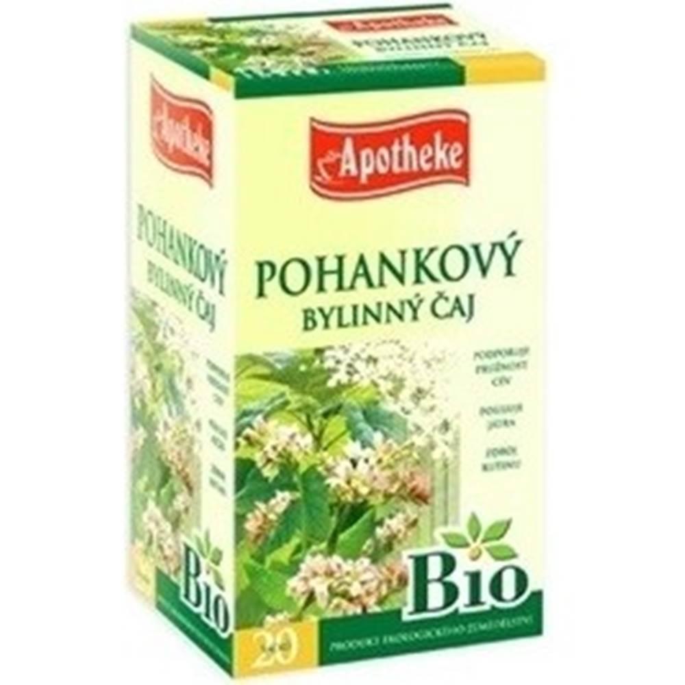 Apotheke APOTHEKE BIO linný čaj 20 x 1,5 g