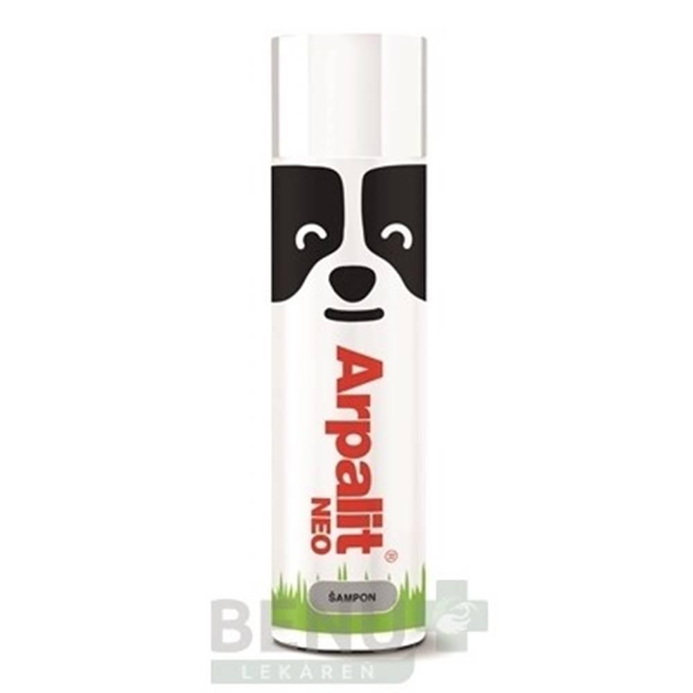 Arpalit Arpalit NEO šampón s extraktom z listov čajovníka 250ml