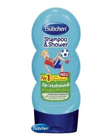 Šampón BÜBCHEN