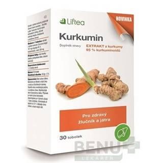 LIFTEA Kurkumín cps 30