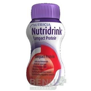 NUTRIDRINK COMPACT PROTEIN s príchuťou lesného ovocia 24x125 ml 24x125ml
