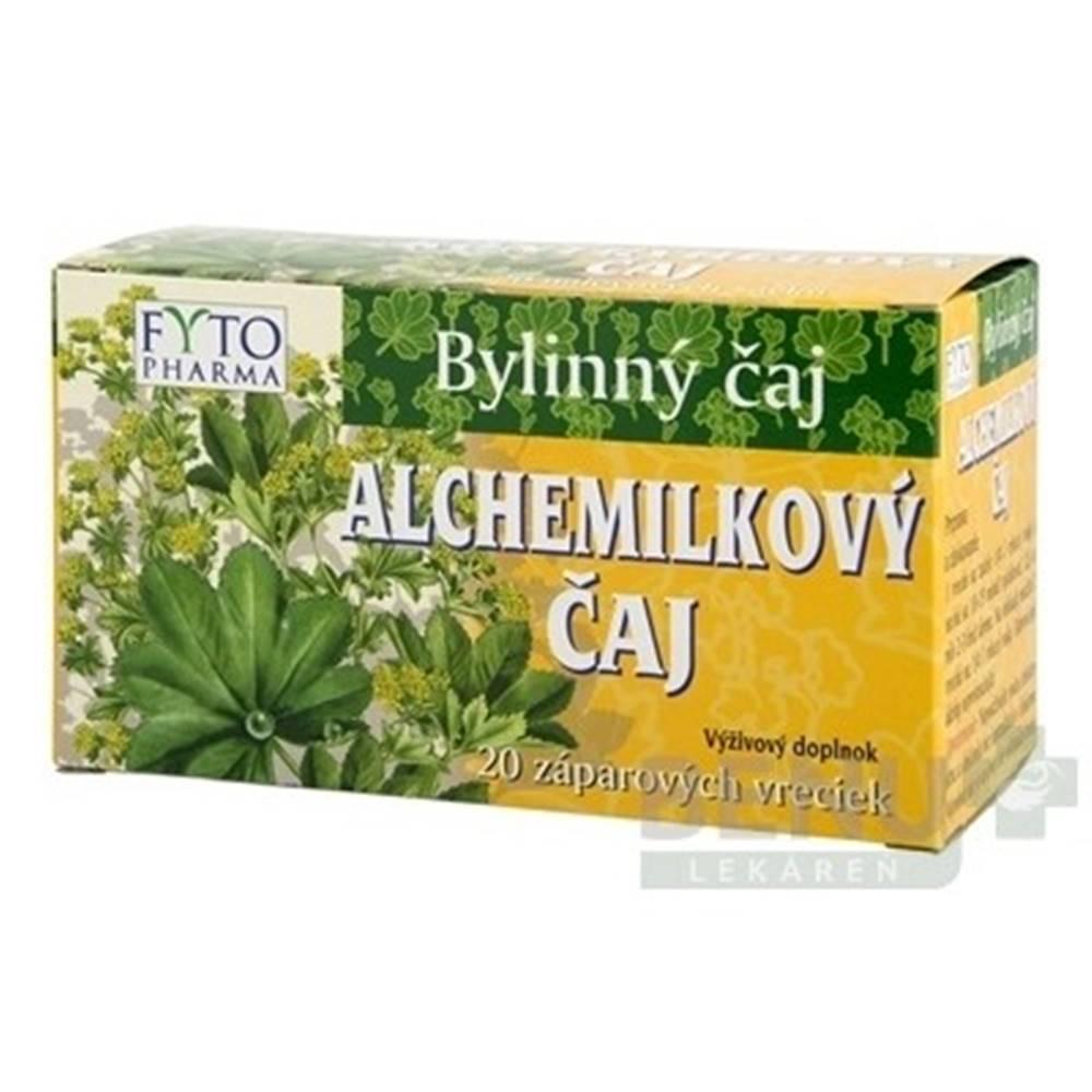 FYTO FYTO Alchemilkový čaj 20 x 1,5g