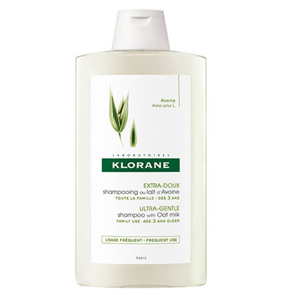 Klorane KLORANE Šampón s ovseným mliekom 400 ml