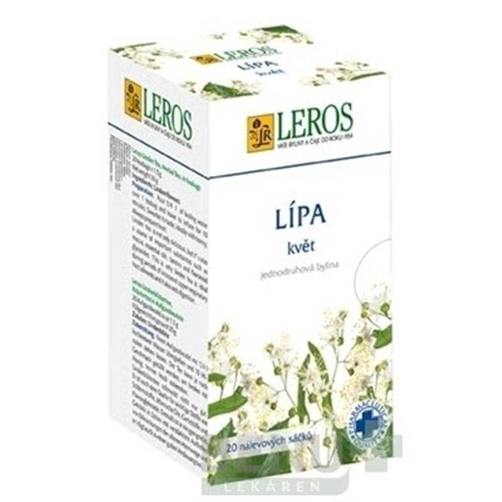 Leros LEROS LIPA KVET 20x1,5g