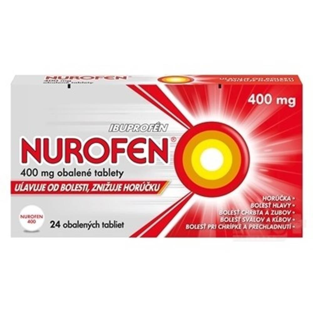 NUROFEN NUROFEN 400 mg 24 tabliet