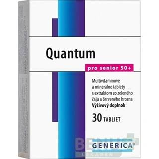 GENERICA Quantum Pro Senior 50+ tbl 30