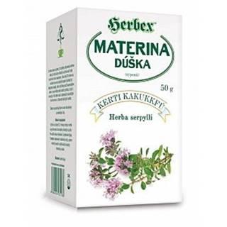 HERBEX Materina duška 50 g