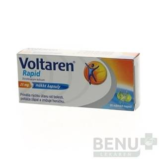 VOLTAREN Rapid 25 mg 20 kapsúl