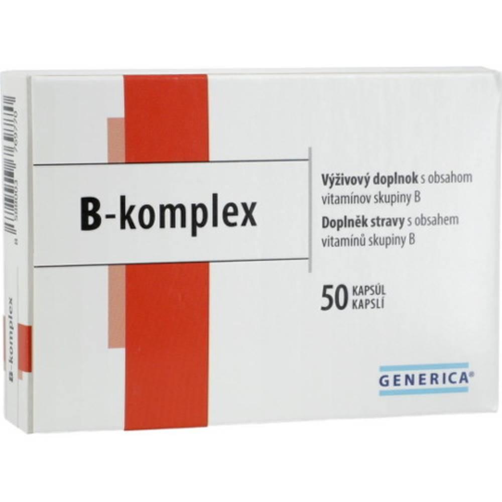 Generica GENERICA B-komplex 100ks