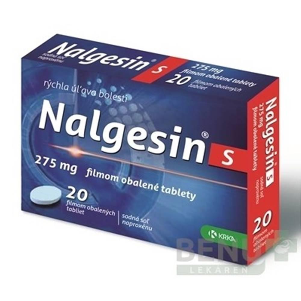 Nalgesin NALGESIN S 20 tabliet