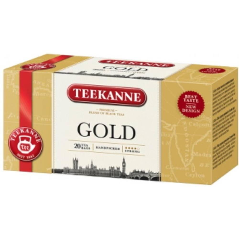 Teekanne TEEKANNE Gold čaj 20 x 2 g