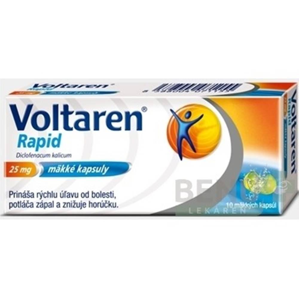 Voltaren VOLTAREN Rapid 25 mg 10 kapsúl