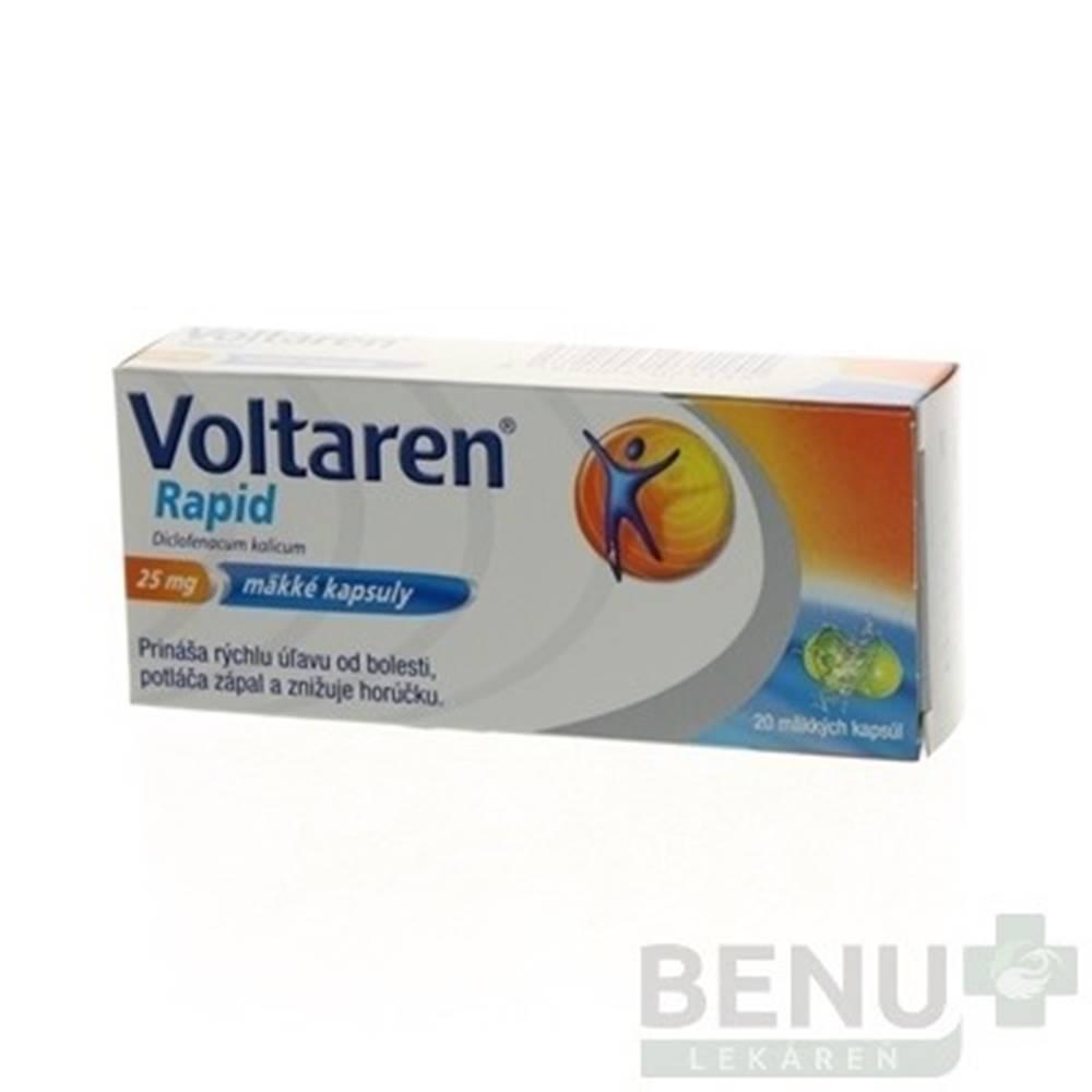 Voltaren VOLTAREN Rapid 25 mg 20 kapsúl
