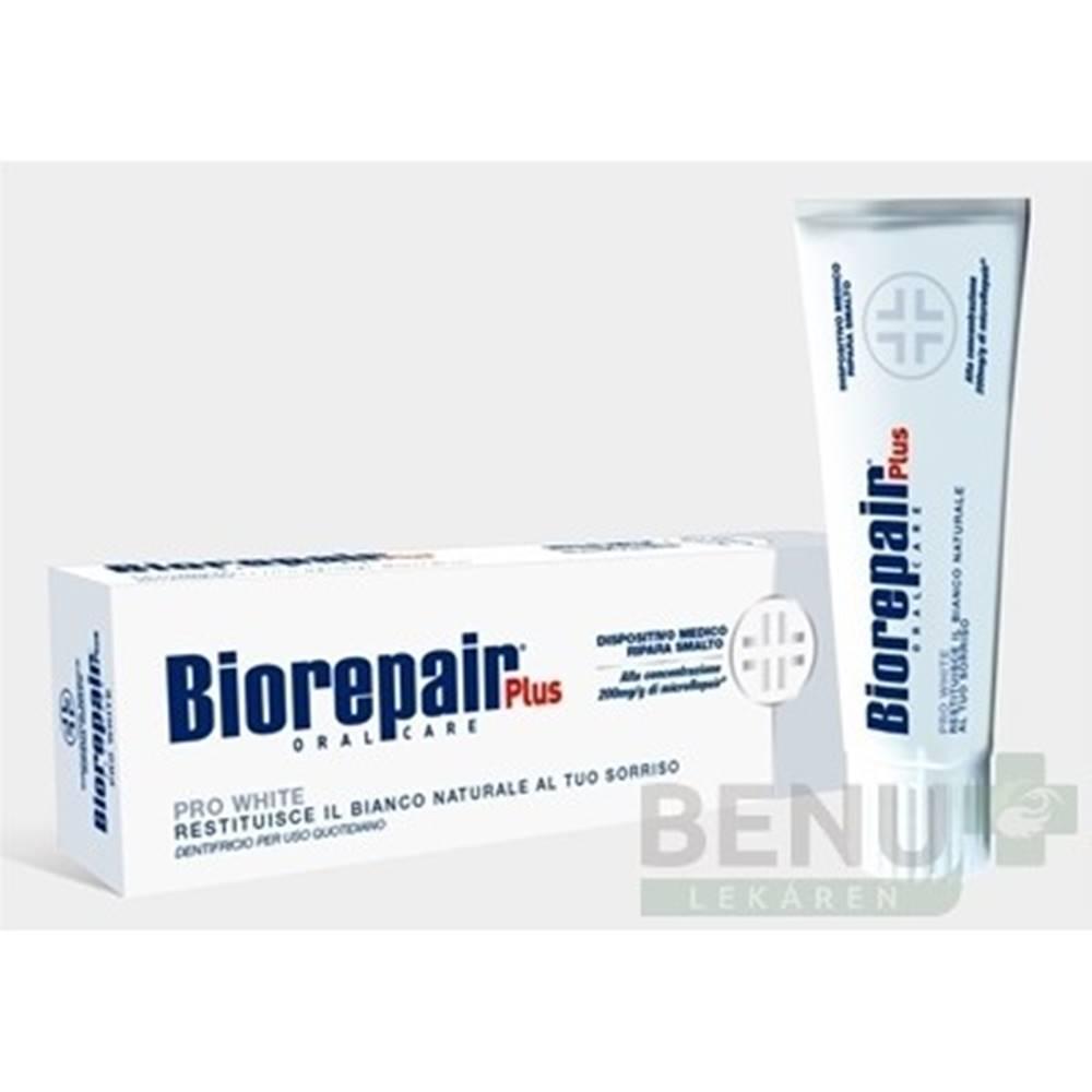 Euro MD s.r.o BIOREPAIR Plus pro white zubná pasta 75 ml