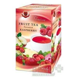 HERBEX Premium ovocný čaj malina 20 x 2g
