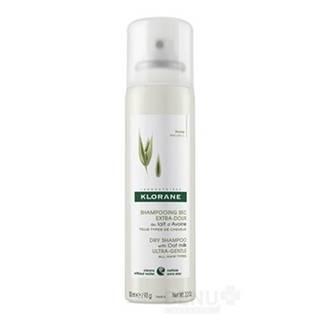 KLORANE Veľmi jemný suchý šampón s ovseným mliekom 150 ml