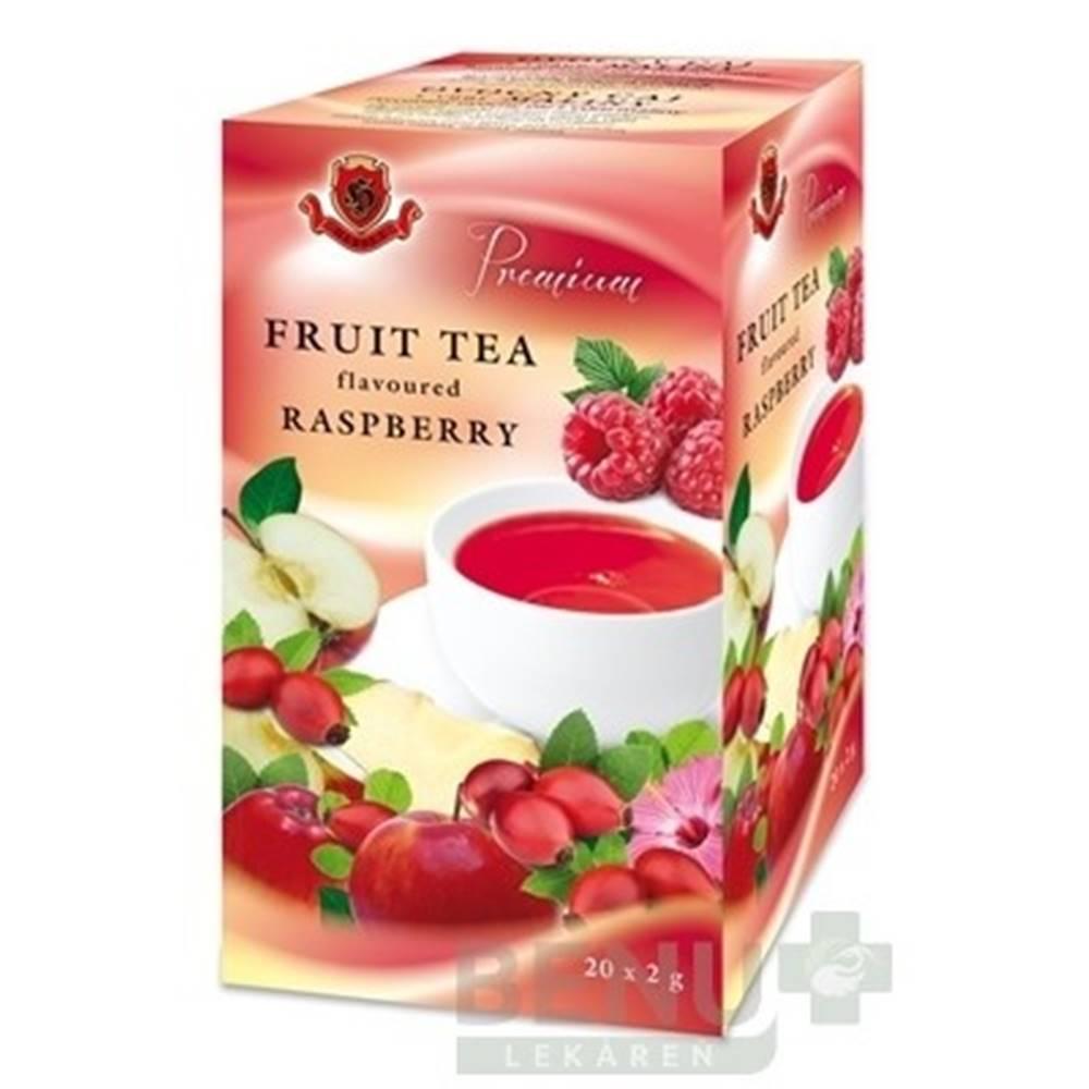Herbex HERBEX Premium ovocný čaj malina 20 x 2g