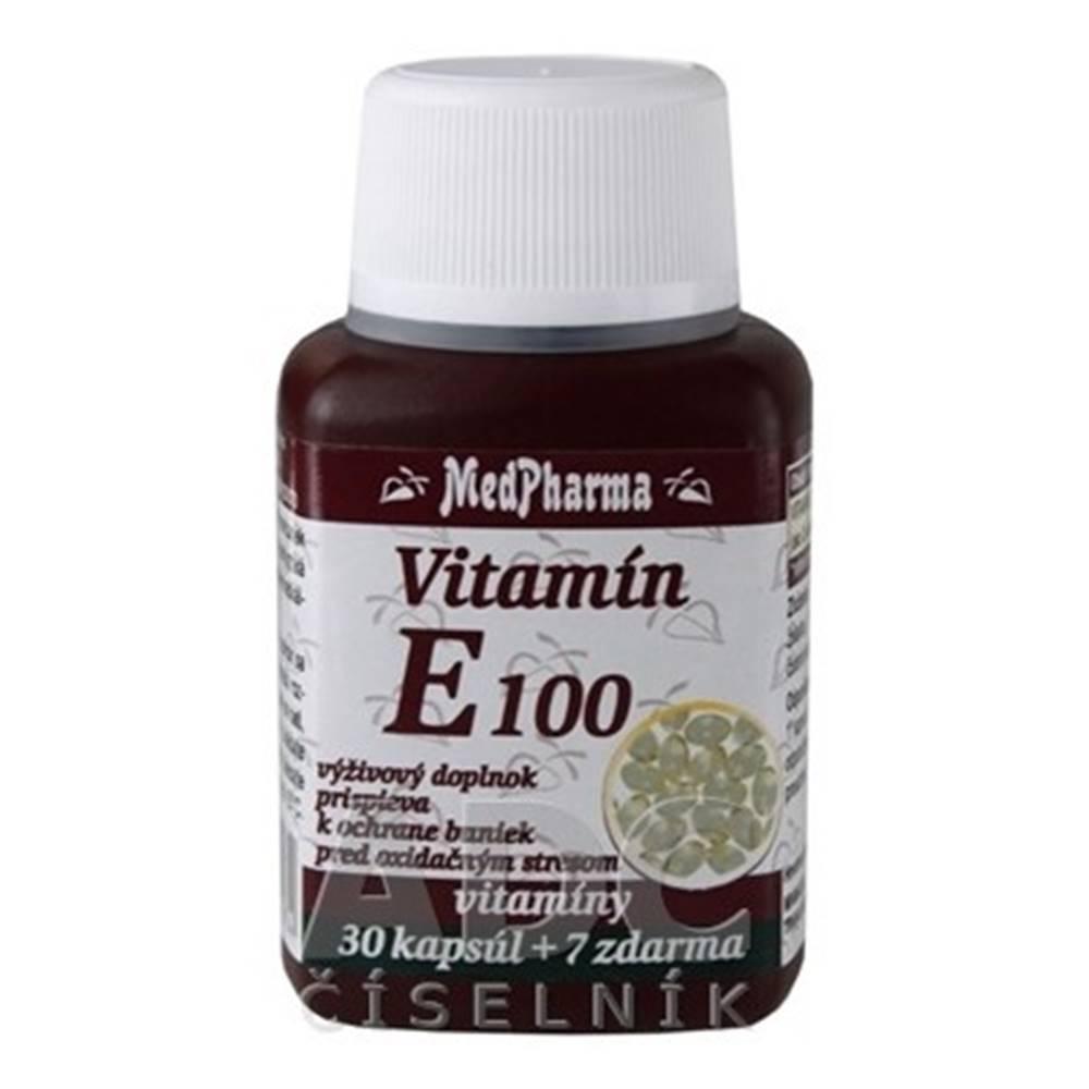 Medpharma MEDPHARMA Vitamín E 100 30 + 7 tabliet ZADARMO