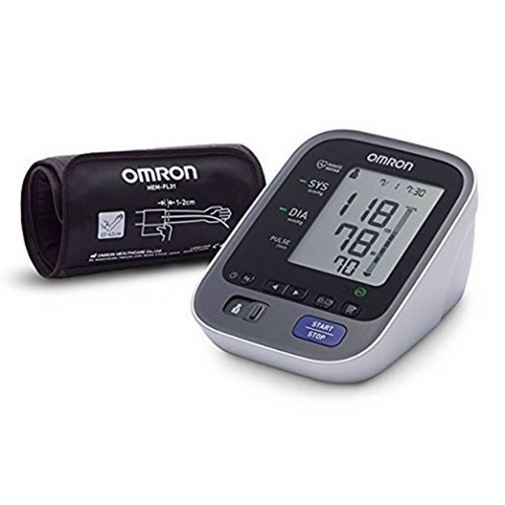Omron OMRON M7 Intelli IT Digitálny TLAKOMER automatický 1ks