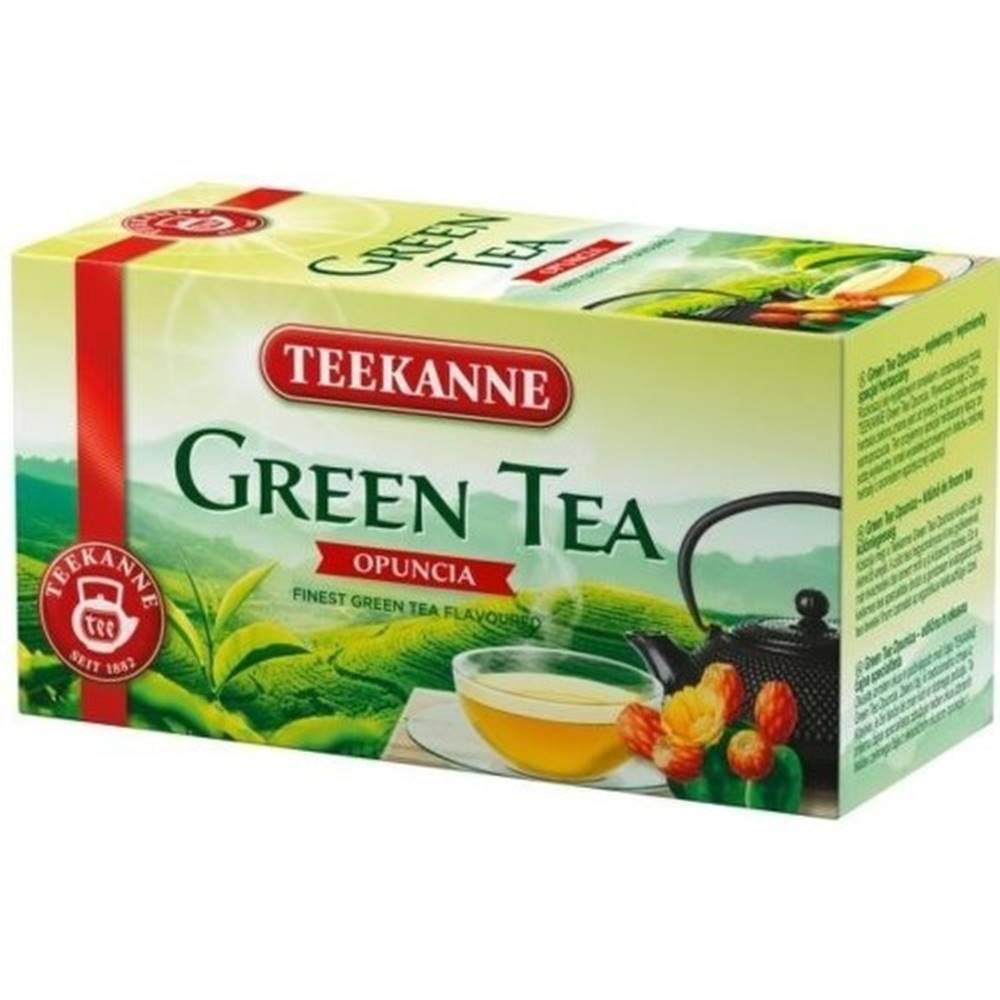 TEEKANNE Green Tea OPUNCIA ...