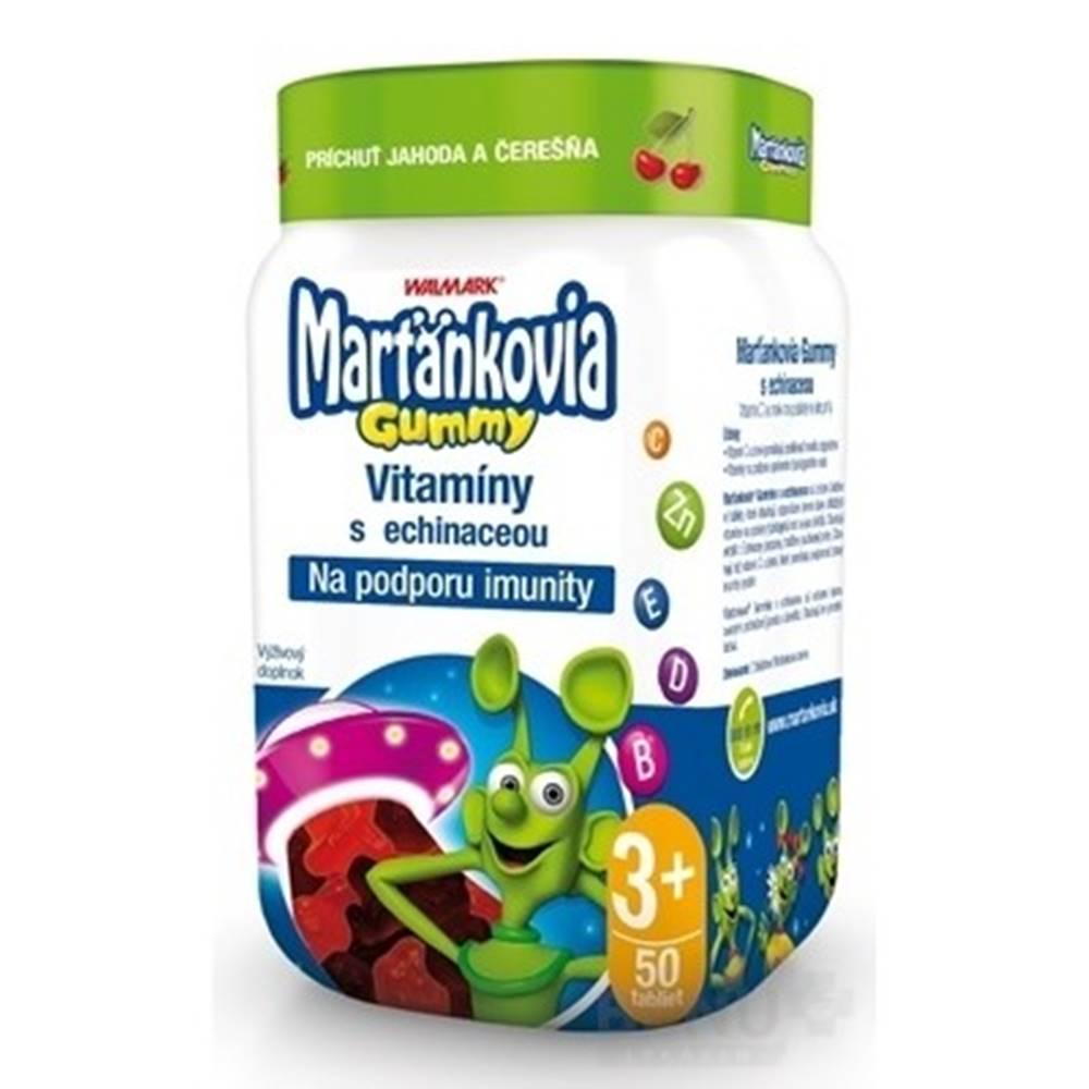 Walmark WALMARK Marťankovia gummy vitamíny s echinaceou 50 kusov