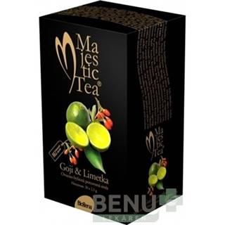 Biogena Majestic Tea Goji & Limetka 20x2g